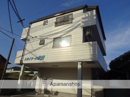 高知県高知市、朝倉駅徒歩10分の築20年 3階建の賃貸マンション