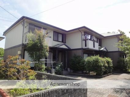 高知県高知市、知寄町三丁目駅徒歩9分の築23年 2階建の賃貸テラスハウス