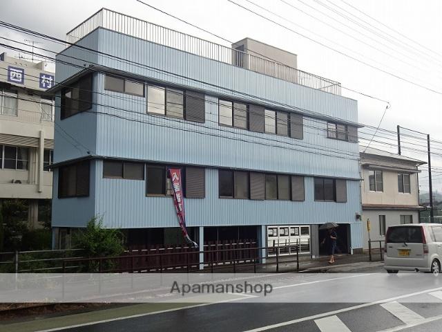 高知県吾川郡いの町、枝川駅徒歩5分の築41年 3階建の賃貸マンション