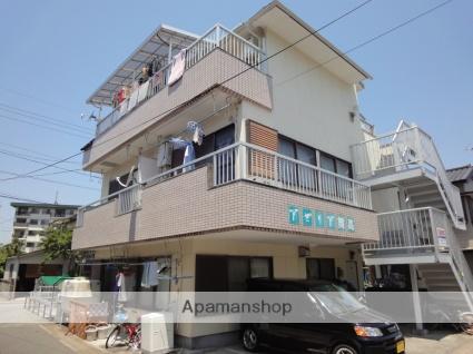 高知県高知市、旭町三丁目駅徒歩19分の築28年 4階建の賃貸アパート