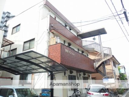 高知県高知市、高知駅徒歩9分の築31年 3階建の賃貸アパート
