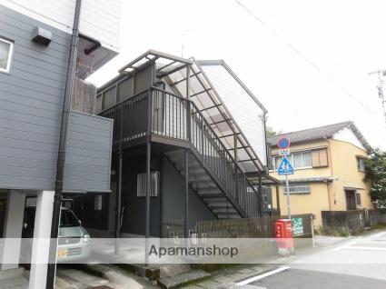 高知県高知市、上町四丁目駅徒歩9分の築31年 2階建の賃貸アパート