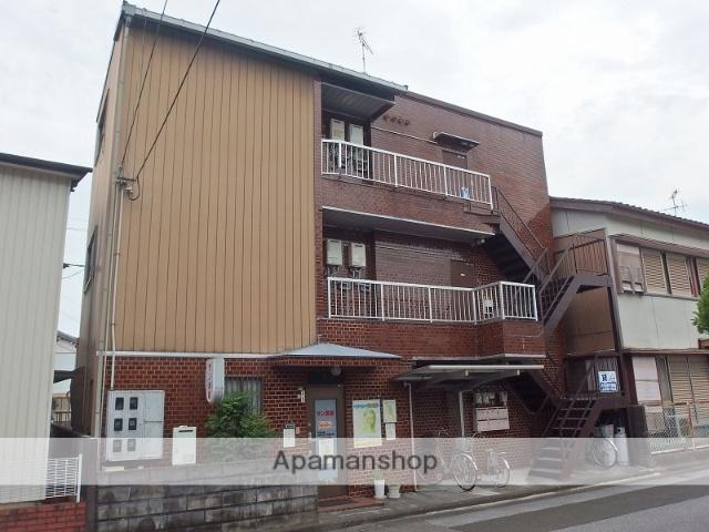 高知県高知市、高知駅徒歩7分の築33年 3階建の賃貸マンション