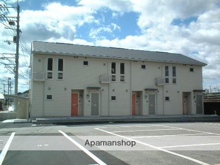 高知県高知市、北浦駅徒歩5分の築7年 2階建の賃貸アパート