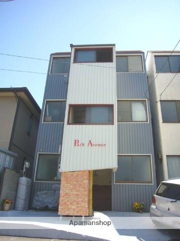 高知県高知市、上町五丁目駅徒歩18分の築30年 3階建の賃貸アパート