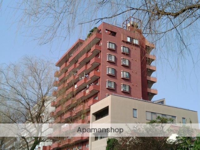 高知県高知市、はりまや橋駅徒歩7分の築37年 11階建の賃貸マンション