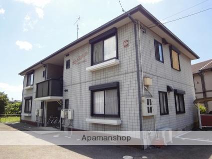 高知県高知市、朝倉駅徒歩14分の築20年 2階建の賃貸アパート