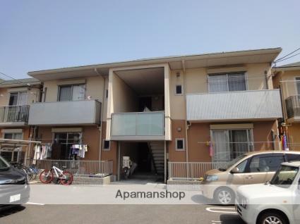 高知県高知市、円行寺口駅徒歩15分の築10年 2階建の賃貸アパート