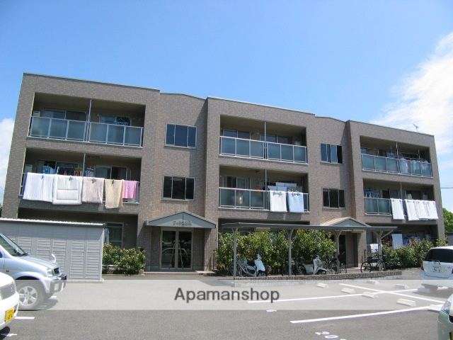 高知県高知市、高須駅徒歩11分の築17年 3階建の賃貸マンション