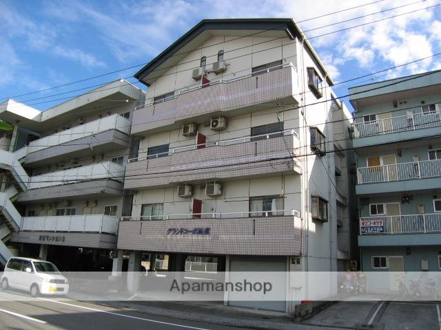 高知県高知市、文珠通駅徒歩7分の築27年 4階建の賃貸マンション