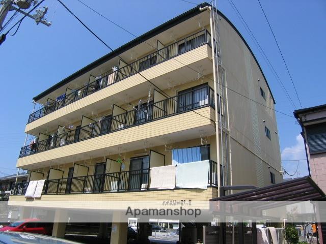高知県高知市、鹿児駅徒歩13分の築16年 4階建の賃貸マンション