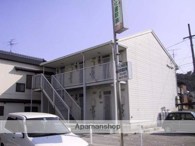 高知県高知市、西高須駅徒歩13分の築23年 2階建の賃貸アパート