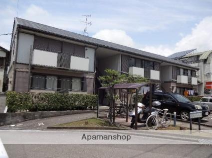 高知県高知市、舟戸駅徒歩4分の築23年 2階建の賃貸アパート