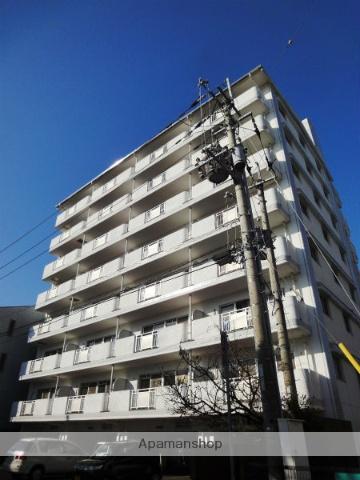 高知県高知市、桟橋通四丁目駅徒歩9分の築22年 8階建の賃貸マンション