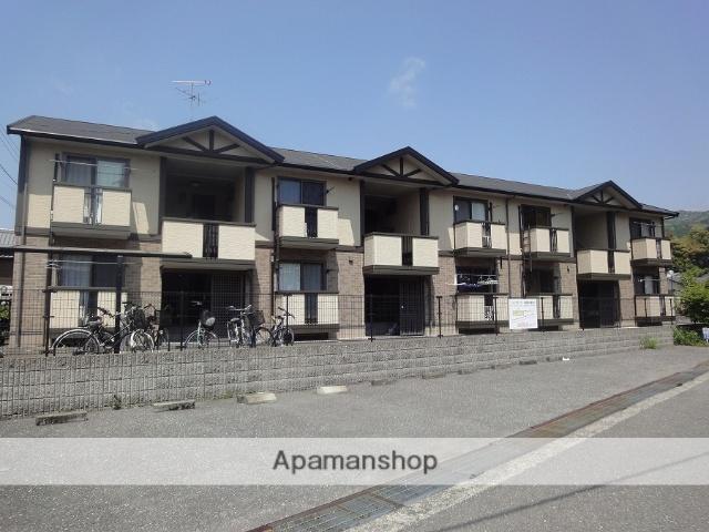 高知県高知市、薊野駅徒歩20分の築11年 2階建の賃貸アパート
