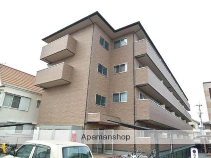 高知県高知市、領石通駅徒歩14分の築10年 4階建の賃貸マンション