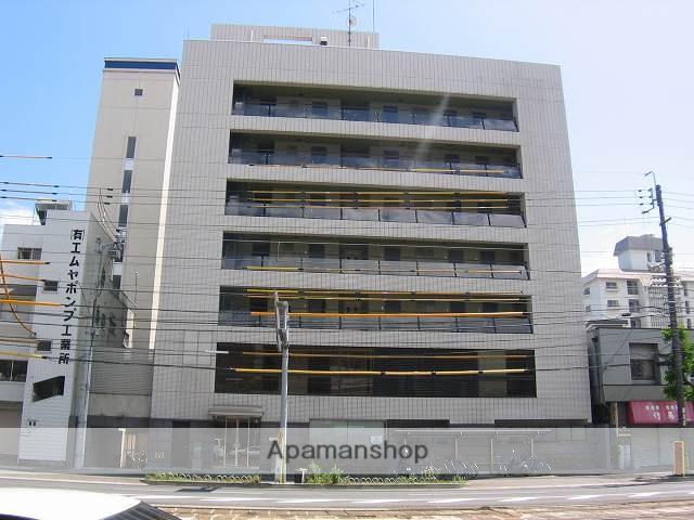 高知県高知市、知寄町駅徒歩5分の築17年 7階建の賃貸マンション