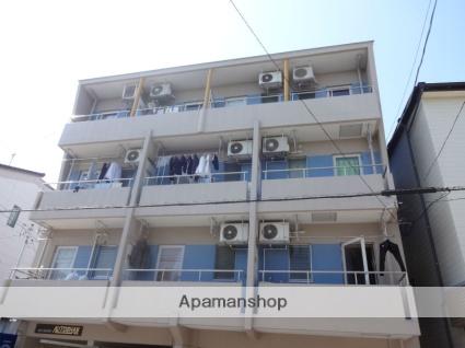 高知県高知市、知寄町駅徒歩8分の築27年 5階建の賃貸マンション