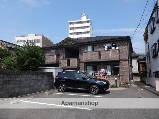 高知県高知市、グランド通駅徒歩10分の築8年 2階建の賃貸アパート