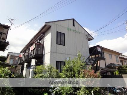 高知県高知市、上町一丁目駅徒歩7分の築19年 2階建の賃貸アパート