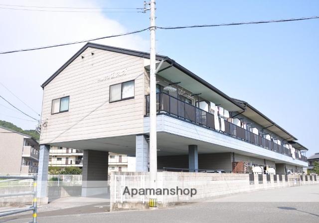 高知県高知市、入明駅徒歩20分の築18年 2階建の賃貸アパート