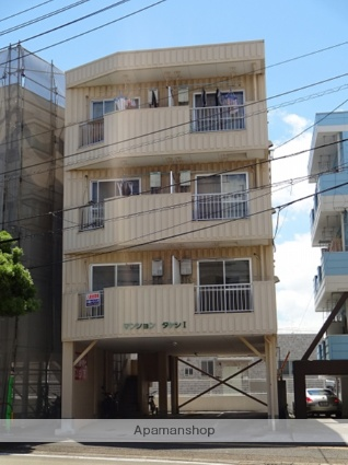 高知県高知市、葛島橋東詰駅徒歩7分の築28年 4階建の賃貸マンション