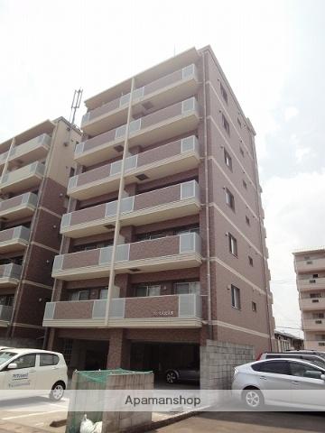 高知県高知市、薊野駅徒歩19分の築10年 7階建の賃貸マンション