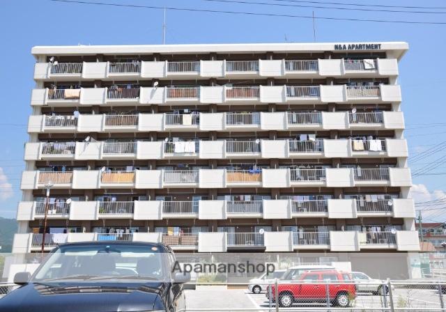 高知県高知市、高知駅徒歩15分の築37年 8階建の賃貸マンション