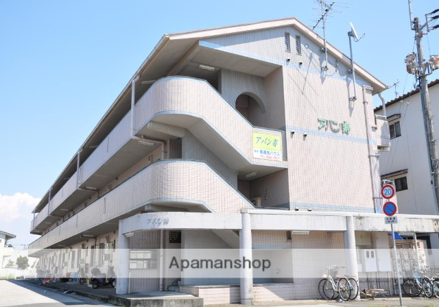 高知県高知市、鴨部駅徒歩11分の築27年 3階建の賃貸マンション