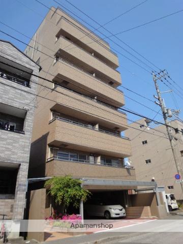 高知県高知市、知寄町一丁目駅徒歩8分の築8年 8階建の賃貸マンション
