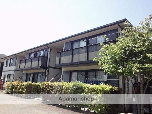 高知県高知市、上町四丁目駅徒歩15分の築21年 2階建の賃貸アパート