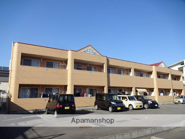 高知県高知市、鴨部駅徒歩9分の築10年 2階建の賃貸アパート