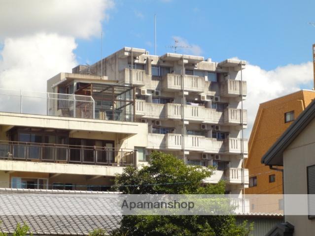 高知県高知市、大橋通駅徒歩4分の築14年 9階建の賃貸マンション