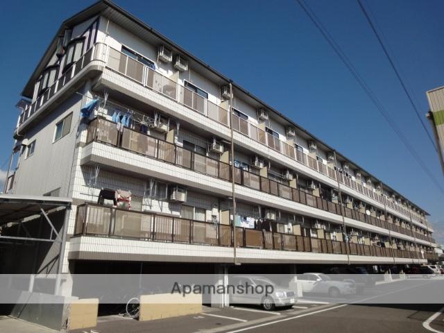 高知県高知市、知寄町駅徒歩16分の築28年 4階建の賃貸マンション