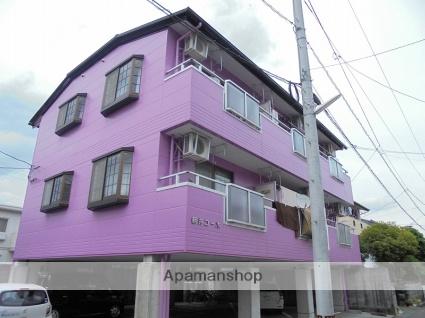 高知県高知市、薊野駅徒歩18分の築22年 3階建の賃貸アパート