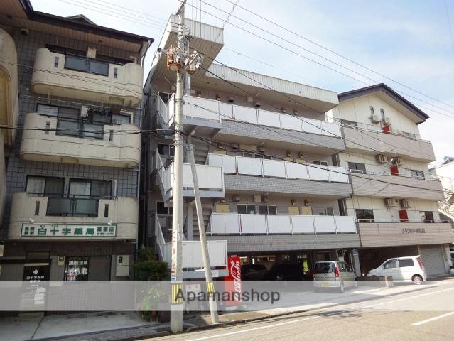 高知県高知市、介良通駅徒歩10分の築28年 4階建の賃貸マンション