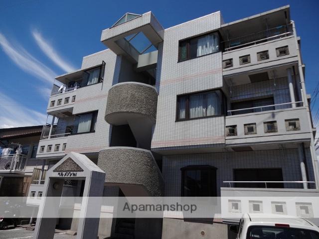 高知県高知市、鹿児駅徒歩14分の築25年 3階建の賃貸マンション
