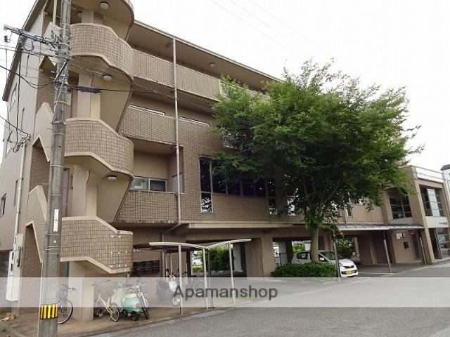 高知県高知市、高知商業前駅徒歩13分の築21年 4階建の賃貸マンション