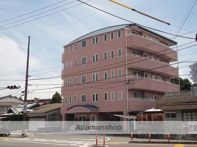 高知県高知市、薊野駅徒歩16分の築18年 5階建の賃貸マンション