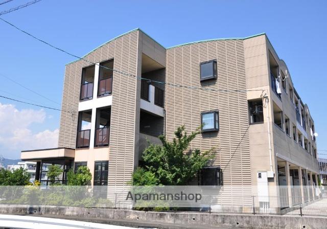 高知県高知市、旭町三丁目駅徒歩16分の築16年 3階建の賃貸アパート