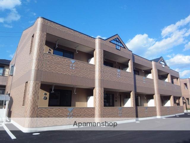 高知県高知市、上町四丁目駅徒歩13分の築6年 2階建の賃貸アパート