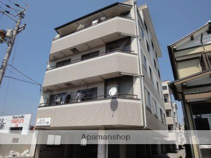 高知県高知市、東新木駅徒歩8分の築26年 4階建の賃貸マンション