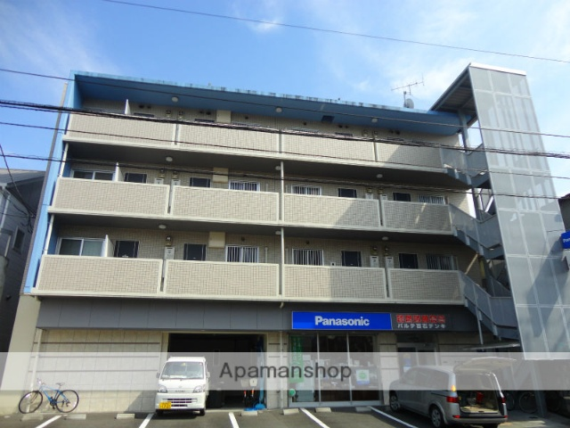 高知県高知市、桟橋通一丁目駅徒歩3分の築12年 4階建の賃貸マンション