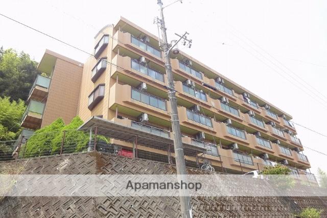 高知県高知市の築20年 5階建の賃貸アパート