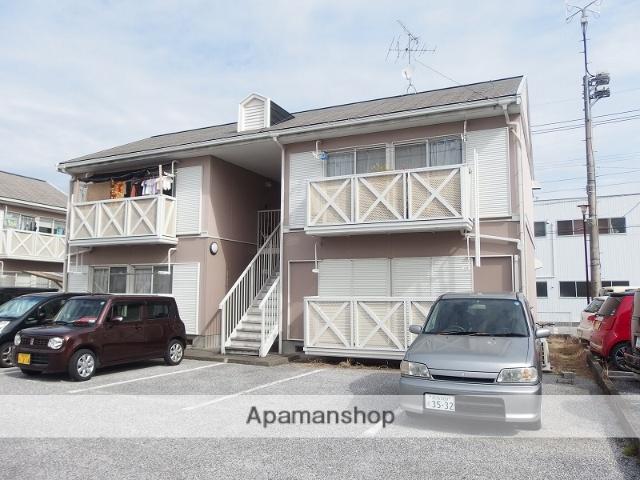 高知県高知市、桟橋通二丁目駅徒歩7分の築20年 2階建の賃貸アパート