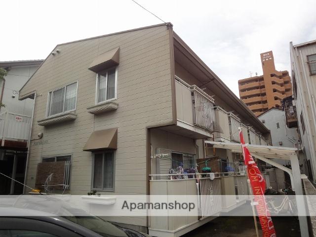 高知県高知市、入明駅徒歩10分の築22年 2階建の賃貸アパート
