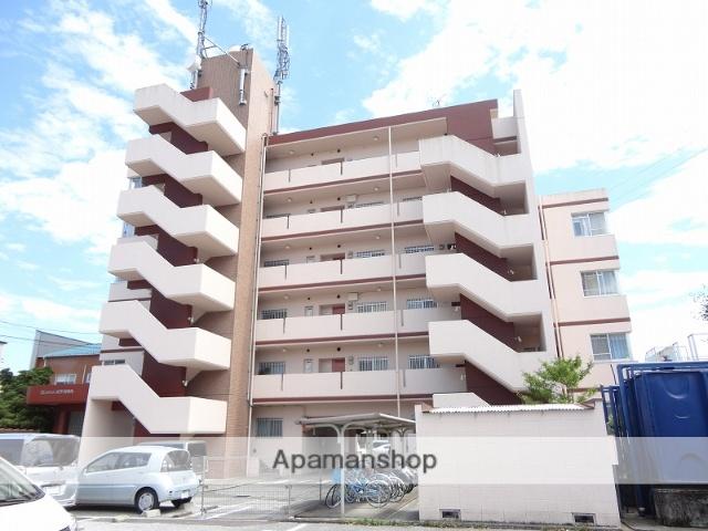 高知県高知市、上町五丁目駅徒歩15分の築29年 6階建の賃貸マンション