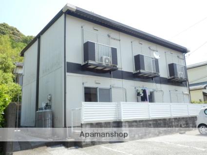 高知県高知市、土佐大津駅徒歩6分の築27年 2階建の賃貸アパート