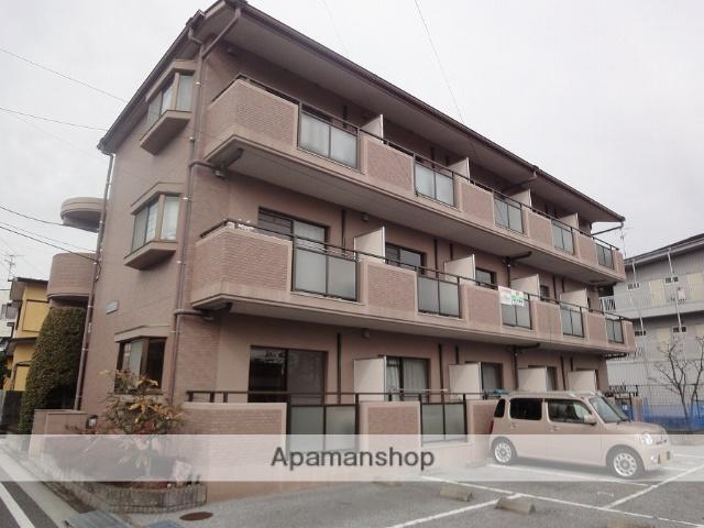 高知県高知市、高知駅徒歩7分の築17年 3階建の賃貸マンション