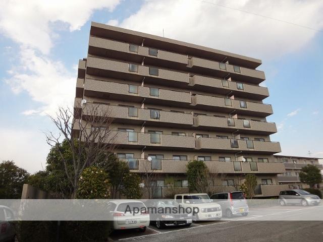 高知県南国市、後免中町駅徒歩9分の築21年 7階建の賃貸マンション